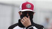 Kimi Räikkönen měl pozitivní test na koronavirus.