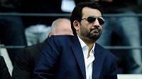Katarský majitel Málagy, šejk Al-Thani.