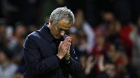 Po remíze s Kanonýry cítil José Mourinho frustraci.
