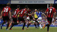 Fotbalistům West Bromwiche chyběl v duelu proti Evertonu Nicolas Anelka. V dalším zápase by se ale mohl na trávníku objevit.