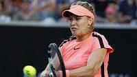 Eugenie Bouchardová na Australian Open.