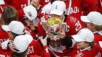 Kanadské hokejistky otočily finále MS s USA a získaly rekordní jedenáctý titul