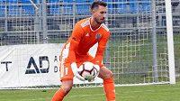 Fotbalový brankář Luděk Vejmola odchází z Jihlavy do Norska.