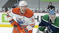 McDavid vládne produktivitě NHL