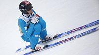 Norský skokan na lyžích Anders Jacobsen.