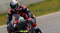 Andrea Dovizioso bude v této sezoně testovat pro Aprillii.