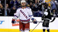 Hokejový útočník New Yorku Rangers Mats Zuccarello.