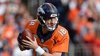 Hvězda NFL Peyton Manning