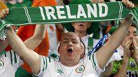 Fanoušek Irska.