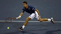 Švýcarský tenista Stan Wawrinka