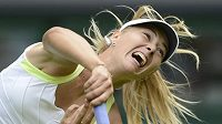 Ruská tenistka Maria Šarapovová