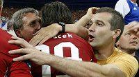 Lístky na čtvrtfinále Česko - Portugalsko jsou stále k mání