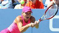 Rumunská tenistka Simona Halepová vypadla na grandslamovém US Open nečekaně už ve třetím kole.