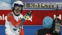 Henrik Kristoffersen se po závodě rozčiloval, že na něj během jízdy létaly sněhové koule.