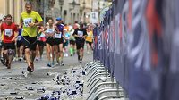 Maratón - věc, kterou si užíváme.