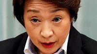 Novou prezidentkou organizačního výboru OH v Tokiu je Seiko Hašimotová.