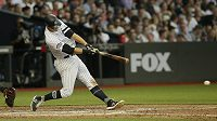 Hvězdné celky New York Yankees a Boston Red Sox při premiéře MLB v Evropě.