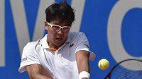 Korejský tenista Čong Hjon.