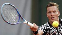 Tomáš Berdych si na Davida Ferrera věří.