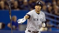 Baseballista NY Yankees Rodriguez zdolal rekord MLB.