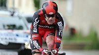 Australský cyklista Cadel Evans tvrdí, že nedopoval.