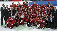 Čeští hokejisté, bronzový tým letošního světového šampionátu
