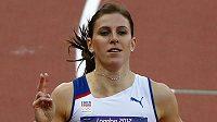 Spokojená běžkyně Zuzana Hejnová