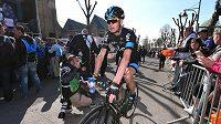Britský cyklista Chris Froome