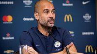 Pep Guardiola se může v Manchesteru City těšit na novou posilu.