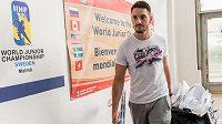 Brankář Matěj Machovský může balit, podepsal roční smlouvu s Detroitem.