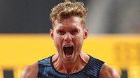 Francouzský desetibojařský favorit Kévin Mayer útočí na MS v Dauhá na vlastní světový rekord.