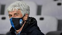 Trenérovi fotbalistů Bergama Gianu Pieru Gasperinimu hrozí disciplinární trest za konflikt s antidopingovými komisaři.