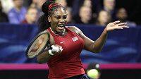 Serena Williamsová se vrátí na kurty po dlouhé koronavirové pauze na turnaji v Lexingtonu.