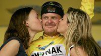 Někdejší vítěz cyklistického Tour de France Floyd Landis nyní obchoduje s marihuanou.