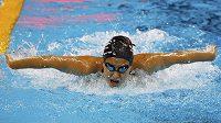 Syrská plavkyně Yusra Mardiniová se chystá v Riu.