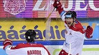 Hokejová Olomouc slaví cenné vítězství (ilustrační foto)