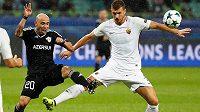 Za Ázerbajdžán nastoupí proti Česku také naturalizovaný Brazilec Almeida, hvězda Karabachu.