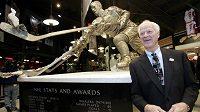 Zemřel legendární hokejista Gordie Howe.
