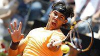 Rafael Nadal byl ve španělském semifinále v Římě úspěšnější