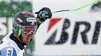 Američan Ted Ligety ovládl obří slalom Světového poháru v Söldenu.