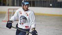 Útočník Liberce Dominik Lakatoš si užil kemp v NHL pod křídly New York Rangers.
