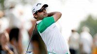 Paraguayský golfista Fabrizio Zanotti