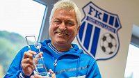 Trenérem měsíce se stal Petr Němec z FK Ústí nad Labem.