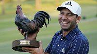 Španělský golfista Sergio García vybojoval jedenácté turnajové vítězství na PGA Tour a triumf v Jacksonu věnoval svým dvěma strýcům, o které přišel v souvislosti s pandemií koronaviru.