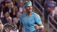 Rafael Nadal postoupil do finále bez boje.