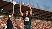 Vítězslav Veselý vyhrál letošní Zlatou tretru výkonem 87,38 metru.