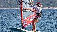 Windsurfařka Kateřina Altmannová