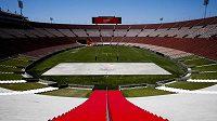 Los Angeles Memorial Coliseum, místo, kde by měly být zahájeny OH 2028.