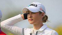 Americká golfistka Nelly Kordová.