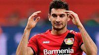 Argentinec Lucas Alario je ve střelecké formě.